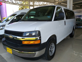 Chevrolet Express 6.0ls L 12 Pas At