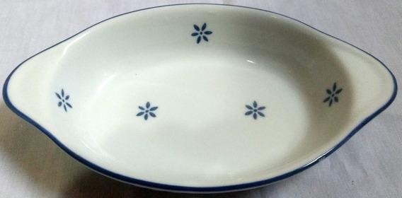 Antigua Salsera De Ceramica