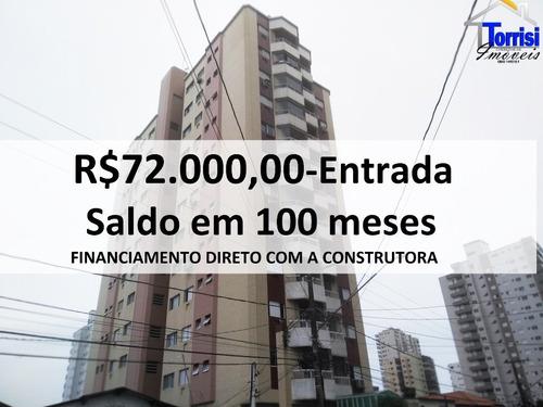 Imagem 1 de 20 de Apartamento Em Praia Grande, 02 Dormitórios, Aviação, Ap02947 - Ap02947 - 69940318