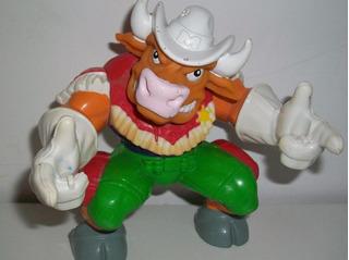 Vacas Vaqueras Moo Montana Hasbro Muñeco Figura Accion