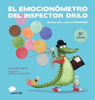 El Emocionometro Del Inspector Drilo - Susanna Isern (abr)