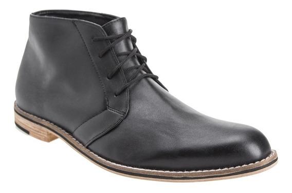 Zapatos Botitas Simón De La Costa Eco Cuero De Vestir Import