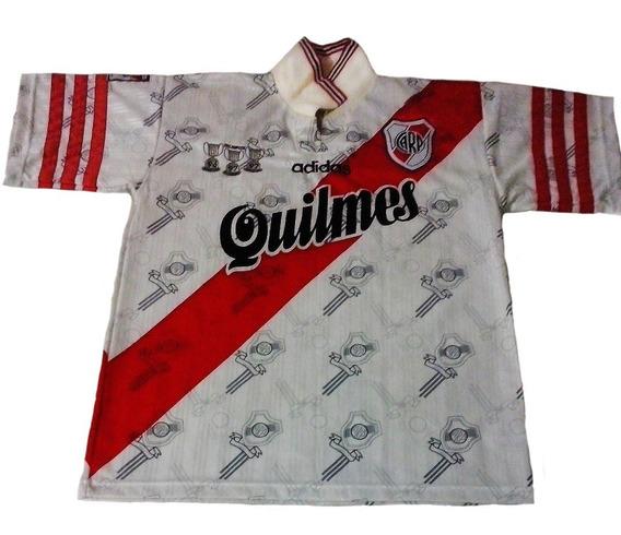 Camiseta River Tricampeon Original 3 Copas