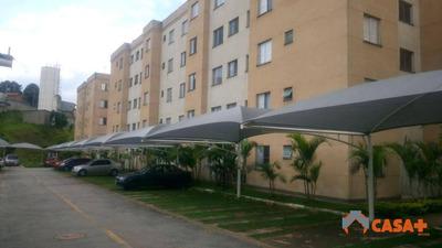 Apartamento Residencial À Venda, Jardim Bela Vista, Itapevi. - Ap0257