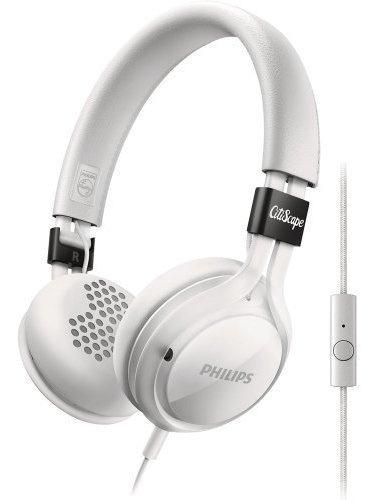 Fone De Ouvido Com Alca E Microfone Shl5705wt Branco Philips