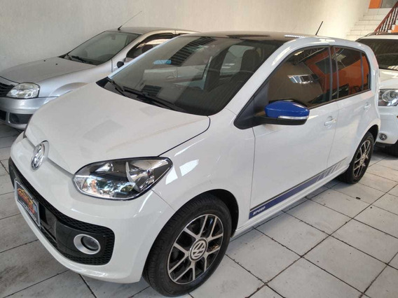Volkswagen Up 1.0 Speed Tsi 2016 Azul