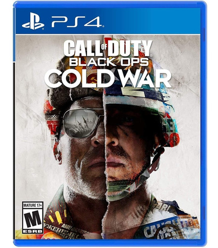 Call Of Duty Cold Wars De Ps4 ¡ Totalmente Nuevo !