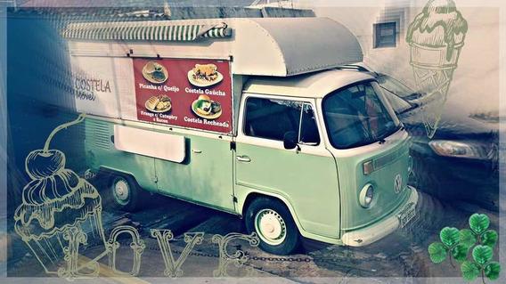 Volkswagen Kombi Foodtruck