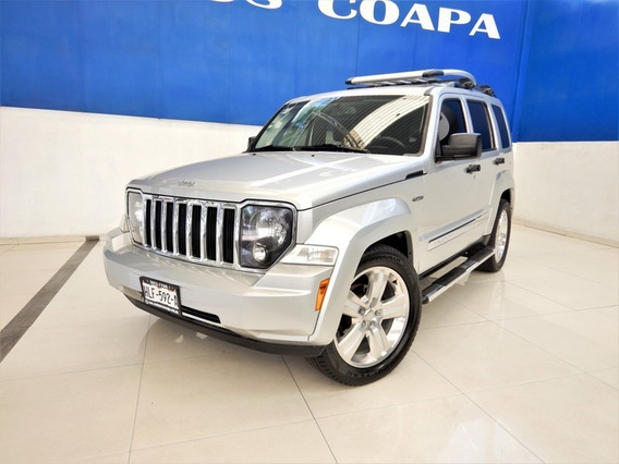 Jeep Liberty Limited Jet Piel Gps 2013