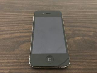 Apple iPhone 4s Preto De 64gb Com Defeito (não Liga) - Peças