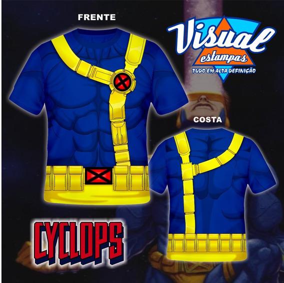 Camiseta Cyclops X-men