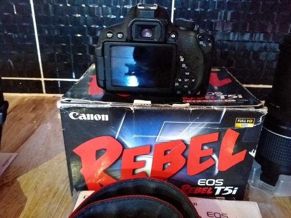 Camera Profissional Canon Filma Em Full Hd