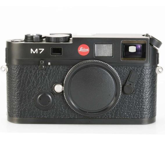 Câmera Analógica 35mm Leica M7 0.72x Corpo