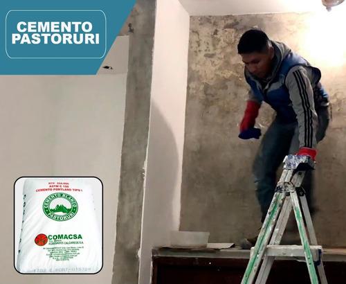 Cemento Pastoruri - Saco 25 Kg