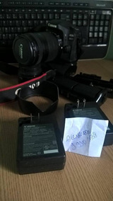 Câmera Canon 80d - Troco Por Sony A6500