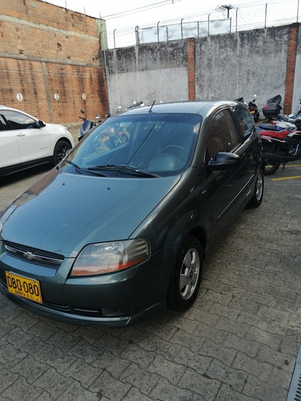Chevrolet Aveo Aveo Gti 1600