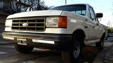 Camioneta Ford F-100 Con Gnc. Año 1992. Original. Pick Up.