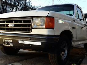 Camioneta Ford F-100 Con Gnc. Año 1992. Original. Pick Up.