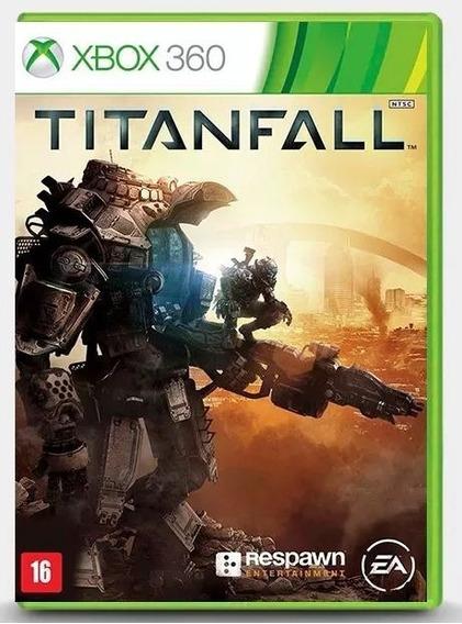Titanfall Xbox 360 Mídia Física Usado