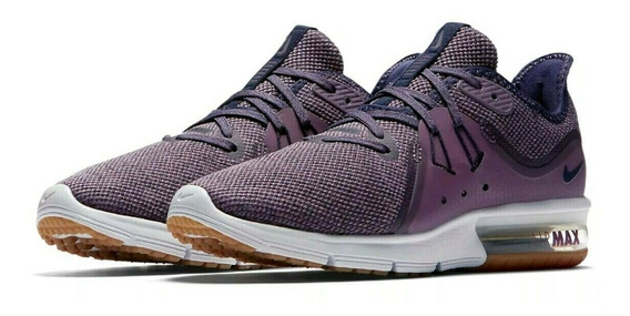 Zapatillas Nike Wmns Air Max Sequent 3 908993-501
