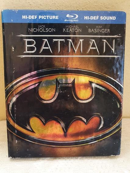 Digibook Bluray Batman 1989 Tim Burton