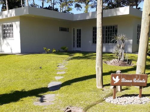 Alquiler Anual Casa En San Rafael, Punta Del Este