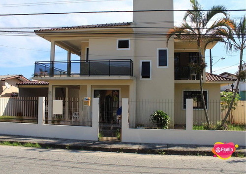 Imagem 1 de 30 de Casa Com 3 Dormitórios À Venda, 151 M² Por R$ 850.000,00 - Campeche - Florianópolis/sc - Sc - Ca0077_feelin