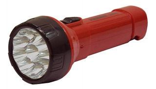 Lanterna Led Recarregável 10 Leds - Pandalux 250 Metros