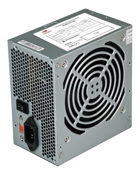 Fonte Atx 350w Reais C3tech Ps-350