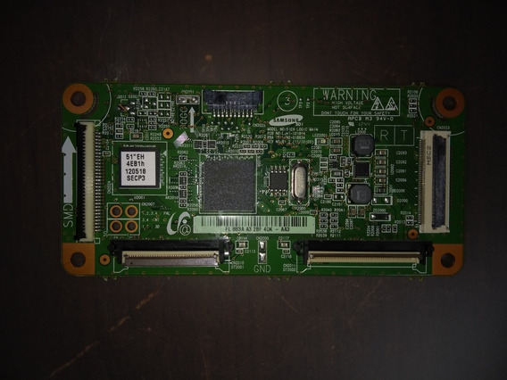 Placa T-con Tv Plasma Samsung Pl51e490b1gxzd