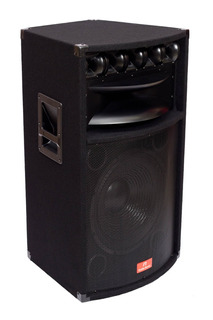 Bafle 15 Trapezoidal Audiosonic 3 Vias 600w 300rms As15340