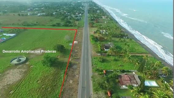 Terreno Desarrollo Ampl. Praderas Del Mar, A 2 Min De Playa