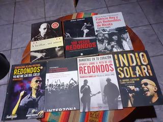 Lote Libros Los Redondos