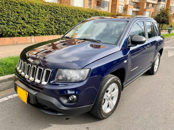 Jeep Compass Compass 2.0 At Fe 4x2 2014