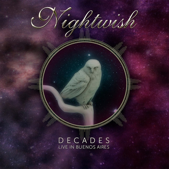 Nightwish Decades Live In Buenos Aires 2 Cd Nuevo Original
