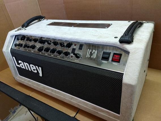 Cabeçote Head Laney Vc 50 Ñ Marshall Fender Mesa Boogie Oran