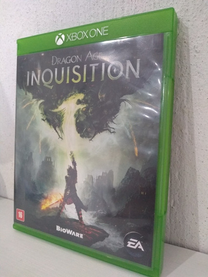 Dragon Ages Inquisition X Box One