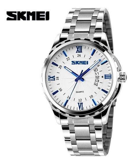 Relógio Masculino Skmei 9069 Pronta Entrega Sem Juros