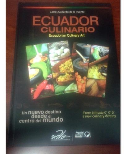 Ecuador Culinario (estado 10/10)