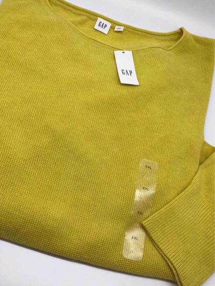 Blusa Tricô Plus Size Gap Suéter Import Macia Frete Grátis
