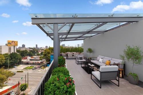 Pent House Nuevo Con Roof Garden Privdo