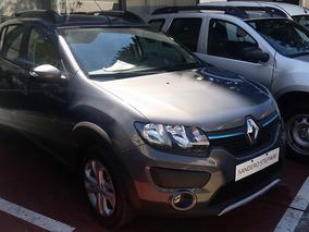 Renault Sandero Stepway Expression 1.6 Decontado 420000.- Sz