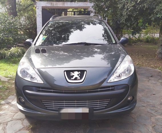 Peugeot 207 Sw Compact Xs