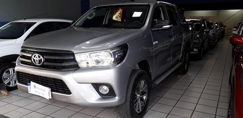 Toyota Hilux 2.4 Tdi Dx Pack 4x4 2016 Nueva