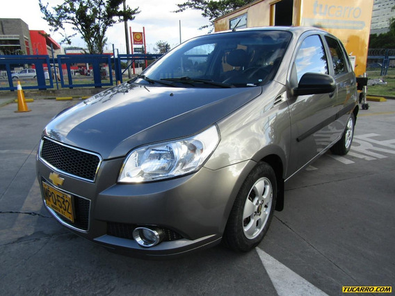 Chevrolet Aveo Emotion Gti At