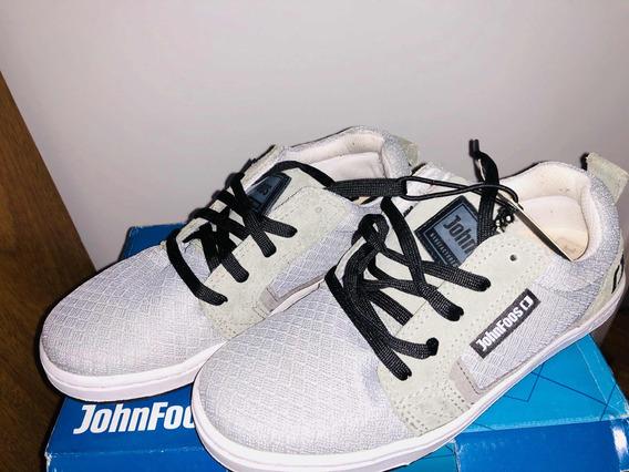 Zapatillas John Foos Con Caja