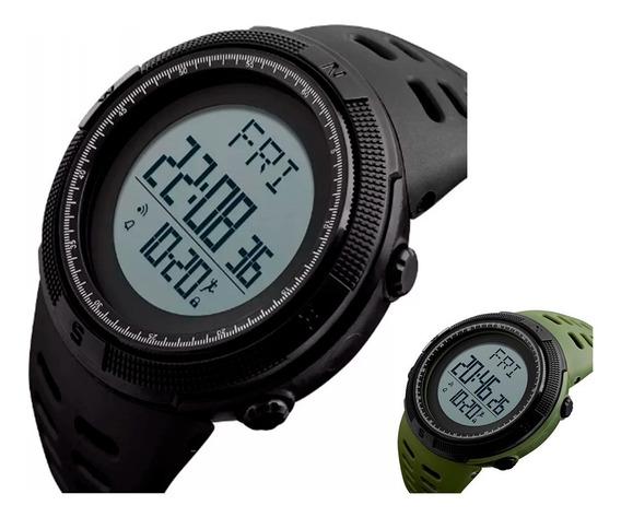 Relógio Skmei 1295 Pedometro Original Prova D´água
