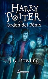 Harry Potter 5 - La Órden Del Fénix - J. K. Rowling