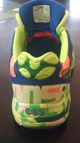 Zapatos Botas Deportivos Asics Talla 40
