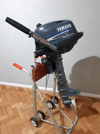 Yamaha 4 Hp 4 Tiempo